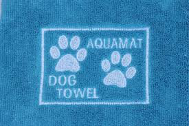 Aquamat microfibre towels