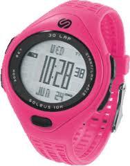 Soleus 10k Ladies Sports Watch 30 Lap