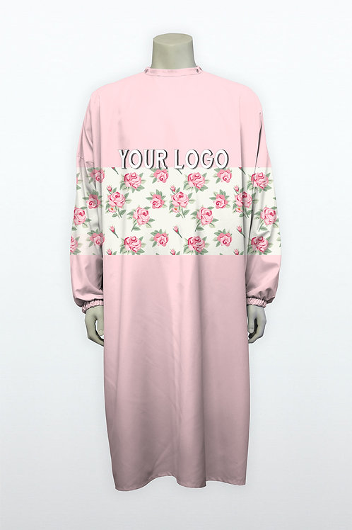 Blouse classic pink pink