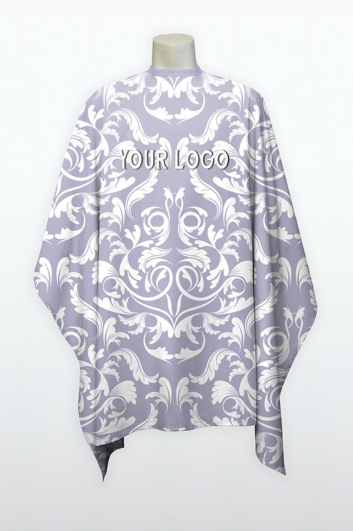 Cape Unconventional floral baroq