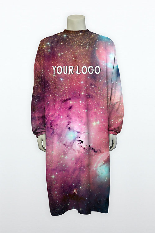 Blouse unconventional galaxy 02