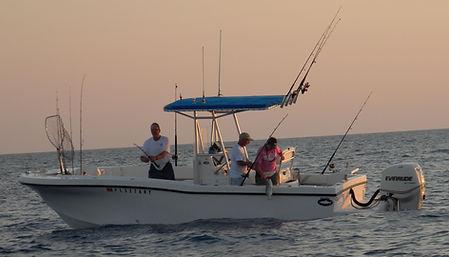 Sebastian Fishing Charters Deep Sea Trip