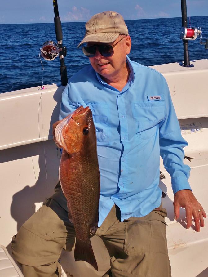 Sons Take Dad Fishing