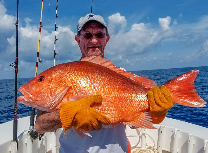 Holy Red Snapper