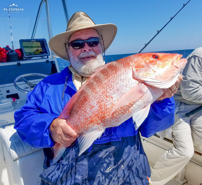 Nice Snapper Mike!