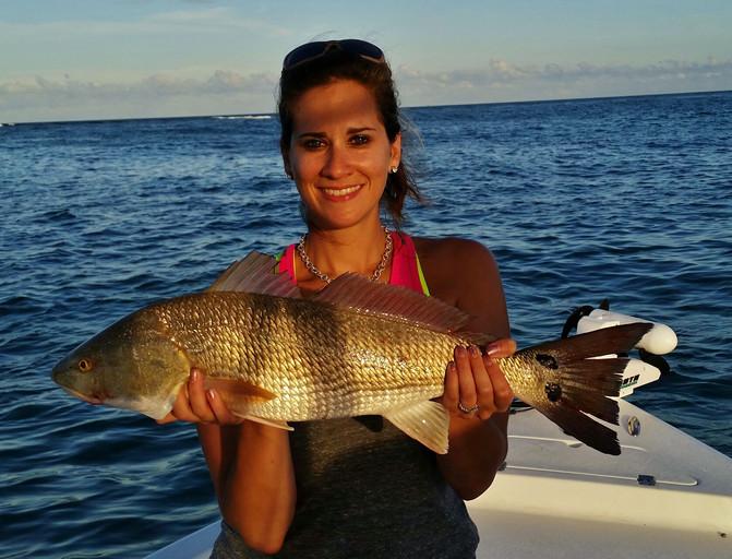 Sweet Redfish