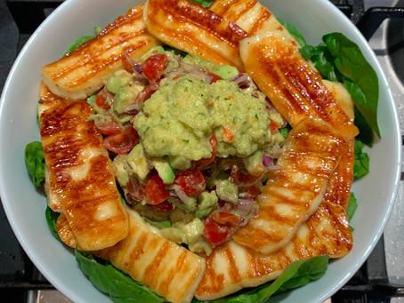 Cooler Guac Salad