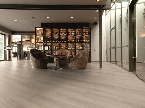 Enia Flooring - Dekor Mellau grey light