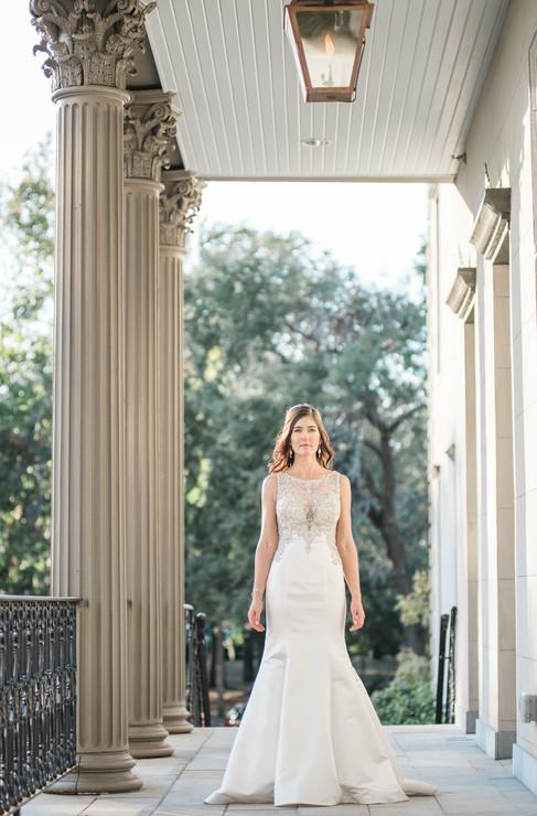 wedding at the historic whitman mansion forsyth park savannah by savannah wedding photographer 14