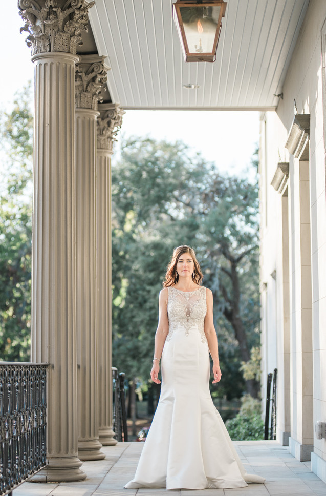 wedding at the historic whitman mansion forsyth park savannah by savannah wedding photographer 14