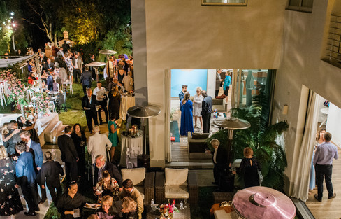 WEDDING AT THE LUXE HOTEL LOS ANGELES BY PHOTOGRAPHER CLAIRE BARRETT 43