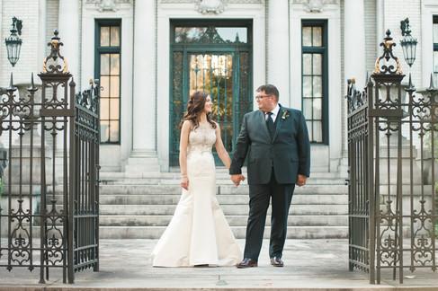 wedding at the historic whitman mansion forsyth park savannah by savannah wedding photographer 22