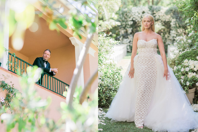 Wedding at the Beverly Hills Hotel by LA wedding photographer 30