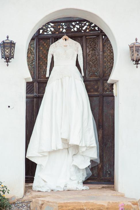 WEDDING AT FOOTHILLS OF SANTA ROSA MOUNTAINS LA QUINTA CA BY LOS ANGELES WEDDING PHOTOGRAPHER CLAIRE BARRETT 7