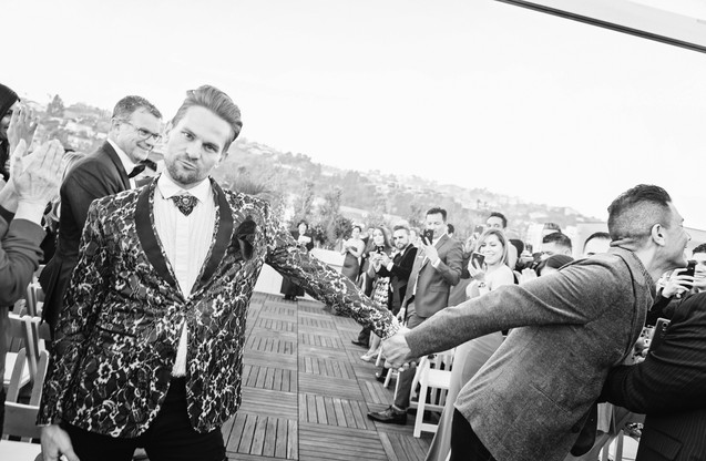 GAY WEDDING AT THE LONDON WEST HOLLYWOOD BY LOS ANGELES PHOTOGRAPHER CLAIRE BARRETT 41