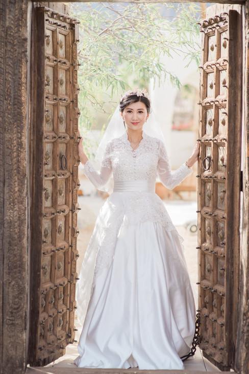 WEDDING AT FOOTHILLS OF SANTA ROSA MOUNTAINS LA QUINTA CA BY LOS ANGELES WEDDING PHOTOGRAPHER CLAIRE BARRETT 40