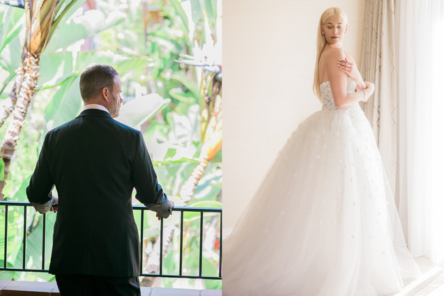 Wedding at the Beverly Hills Hotel by LA wedding photographer 18