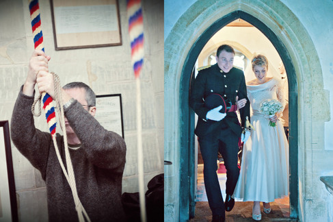 winter wedding in the english countryside by uk wedding  Claire Barrett 22