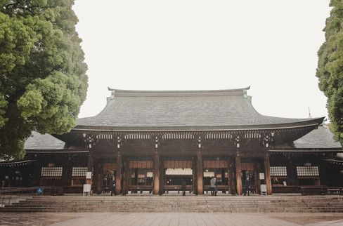 TRADITIONAL WEDDING AT MEIJI SHRINE TOKYO BY DESTINATION WEDDING PHOTOGRAPHER 13