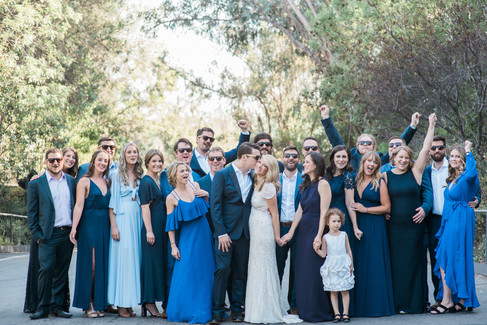 WEDDING AT THE LUXE HOTEL LOS ANGELES BY PHOTOGRAPHER CLAIRE BARRETT 26