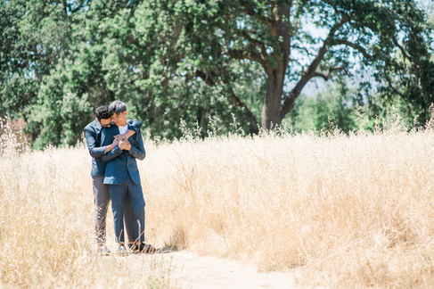 Gay Wedding in Ojai California 17
