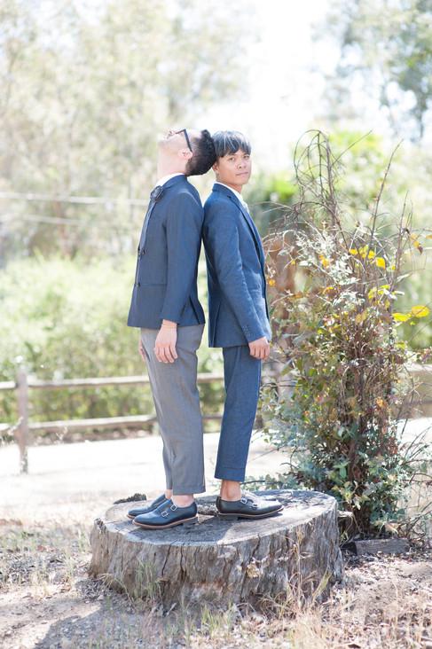 Gay Wedding in Ojai California 10