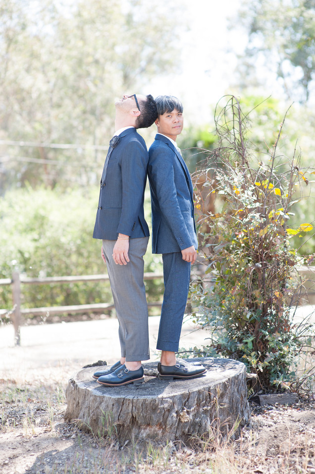 Gay Wedding in Ojai California 10