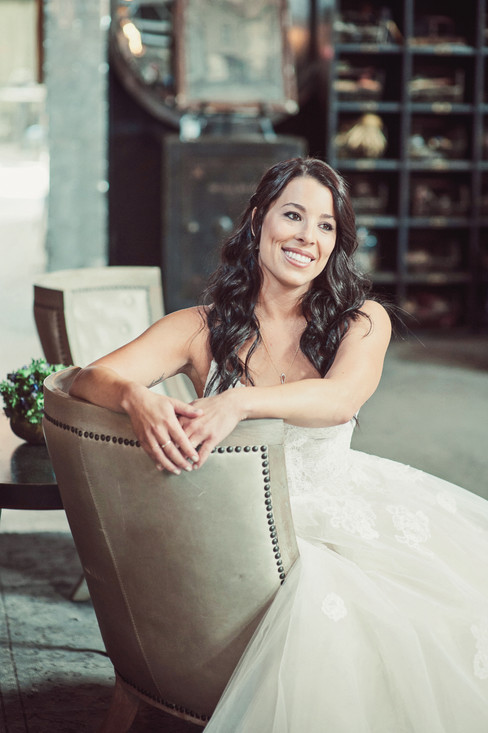 wedding at big daddy's antiques store los angeles by los angeles wedding photographer 9
