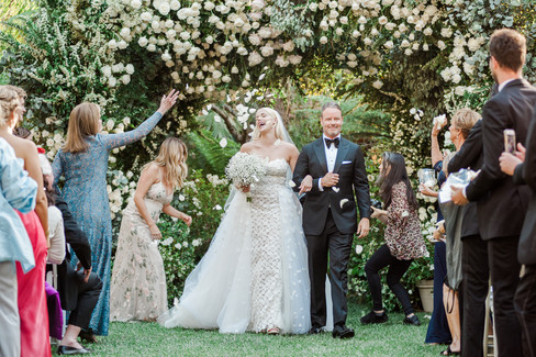 Wedding at the Beverly Hills Hotel by LA wedding photographer 40