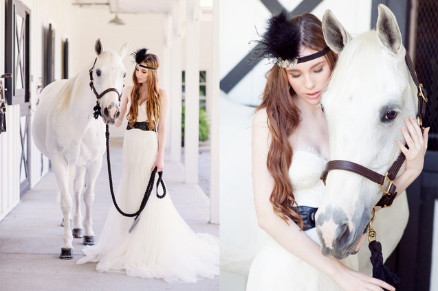 equestrian themed wedding at the ford plantation savannah georgia by savannah wedding photographer 8