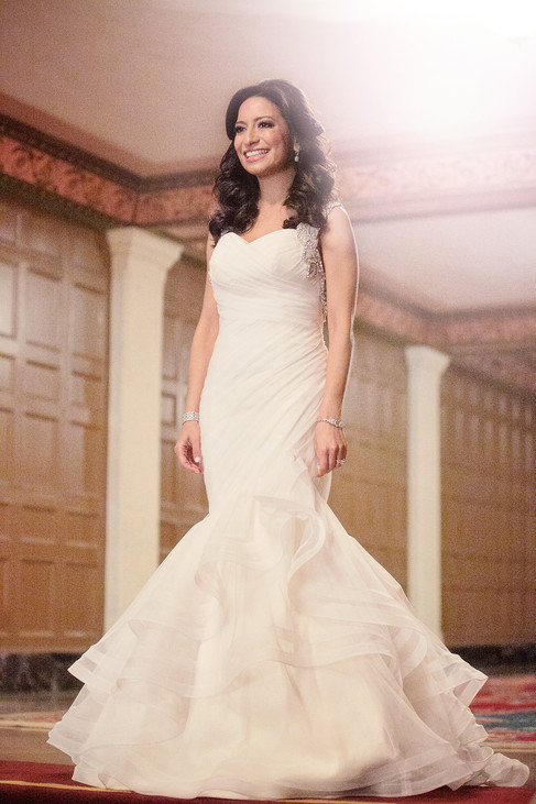 winter wedding at the millenium biltmore hotel los angeles by los angeles wedding photographer 13