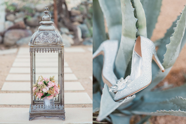 WEDDING AT FOOTHILLS OF SANTA ROSA MOUNTAINS LA QUINTA CA BY LOS ANGELES WEDDING PHOTOGRAPHER CLAIRE BARRETT 2