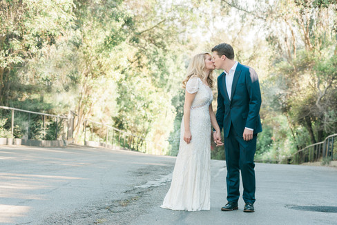 WEDDING AT THE LUXE HOTEL LOS ANGELES BY PHOTOGRAPHER CLAIRE BARRETT 17