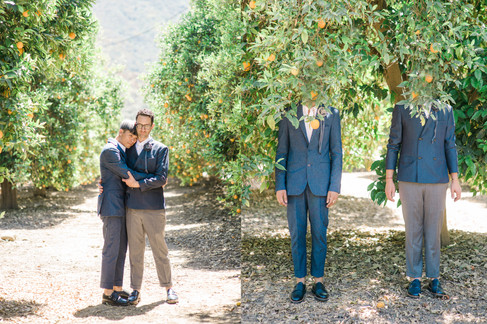 Gay Wedding in Ojai California 22