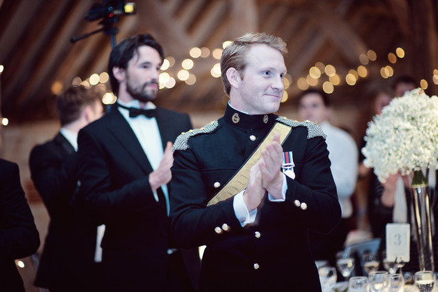 winter wedding in the english countryside by uk wedding  Claire Barrett 43