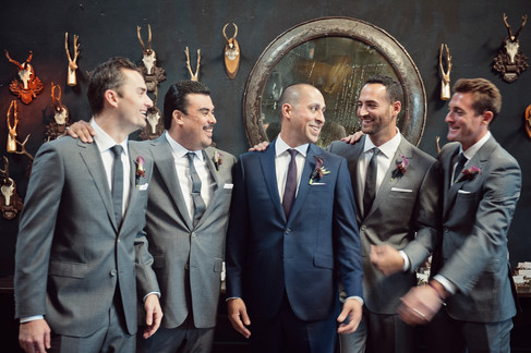 wedding at big daddy's antiques store los angeles by los angeles wedding photographer 10