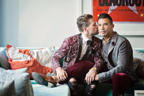 GAY WEDDING AT THE LONDON WEST HOLLYWOOD BY LOS ANGELES PHOTOGRAPHER CLAIRE BARRETT 23