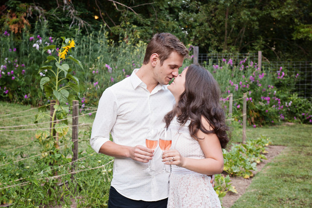 WEDDING AT DAWN RANCH IN THE RUSSIAN RIVER BY CALIFORNIA PHOTOGRAPHER CLAIRE BARRETT 8