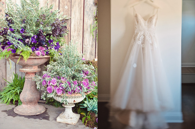 wedding at big daddy's antiques store los angeles by los angeles wedding photographer 4