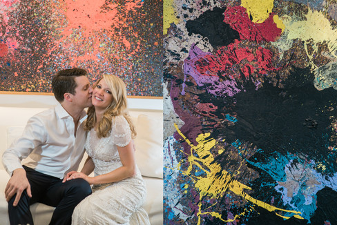 WEDDING AT THE LUXE HOTEL LOS ANGELES BY PHOTOGRAPHER CLAIRE BARRETT 50