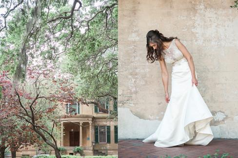 wedding at the historic whitman mansion forsyth park savannah by savannah wedding photographer 19