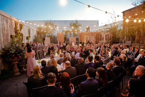 wedding at big daddy's antiques store los angeles by los angeles wedding photographer 28