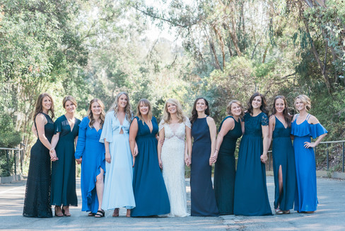 WEDDING AT THE LUXE HOTEL LOS ANGELES BY PHOTOGRAPHER CLAIRE BARRETT 9