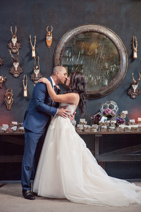 wedding at big daddy's antiques store los angeles by los angeles wedding photographer 26