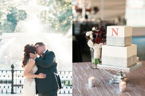 wedding at the historic whitman mansion forsyth park savannah by savannah wedding photographer 28