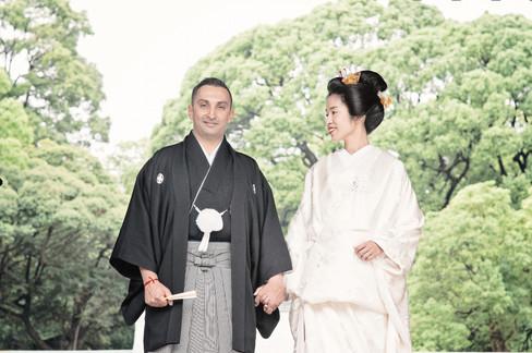 TRADITIONAL WEDDING AT MEIJI SHRINE TOKYO BY DESTINATION WEDDING PHOTOGRAPHER 21