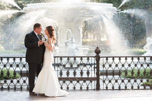 wedding at the historic whitman mansion forsyth park savannah by savannah wedding photographer 20