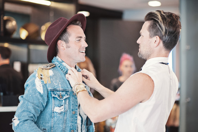 GAY WEDDING AT THE LONDON WEST HOLLYWOOD BY LOS ANGELES PHOTOGRAPHER CLAIRE BARRETT 12