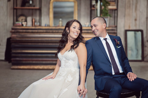 wedding at big daddy's antiques store los angeles by los angeles wedding photographer 24