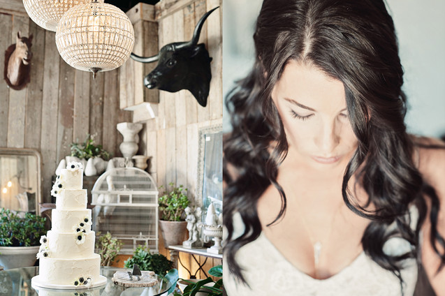 wedding at big daddy's antiques store los angeles by los angeles wedding photographer 11